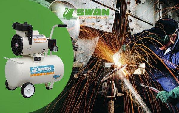 Swan-compressors.com